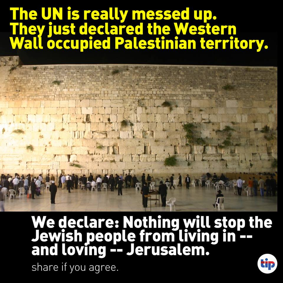 israel-will-never-abandon-jerusalem