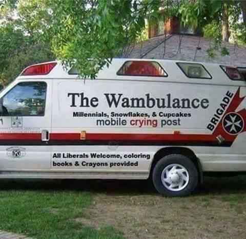 stupid-lefists-wambulance
