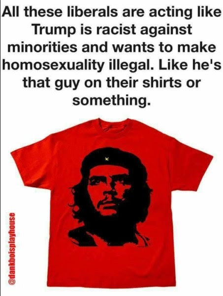 stupid-leftists-celebrate-che