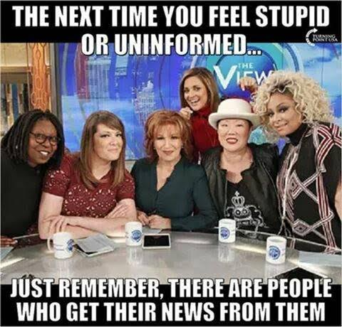 stupid-leftists-get-news-from-the-view