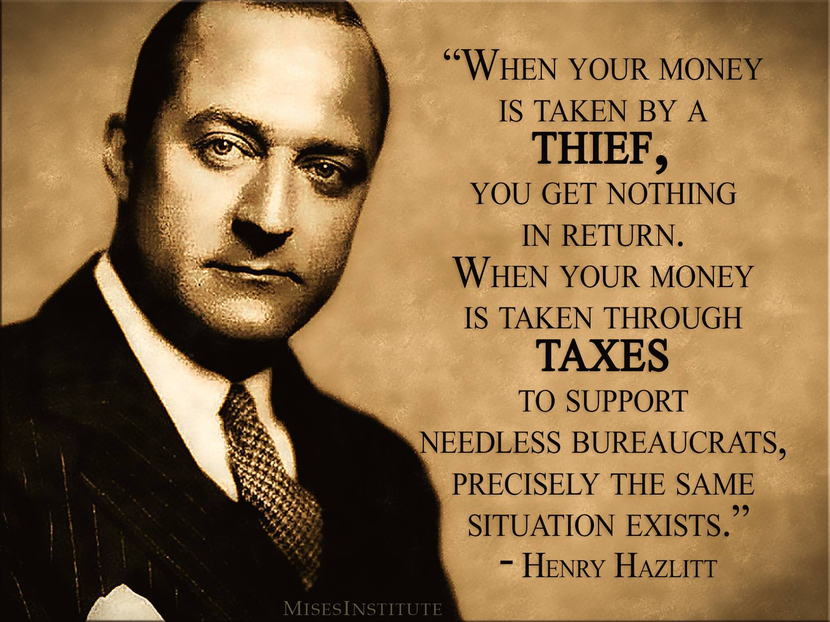 taxes-henry-hazlitt-quotation