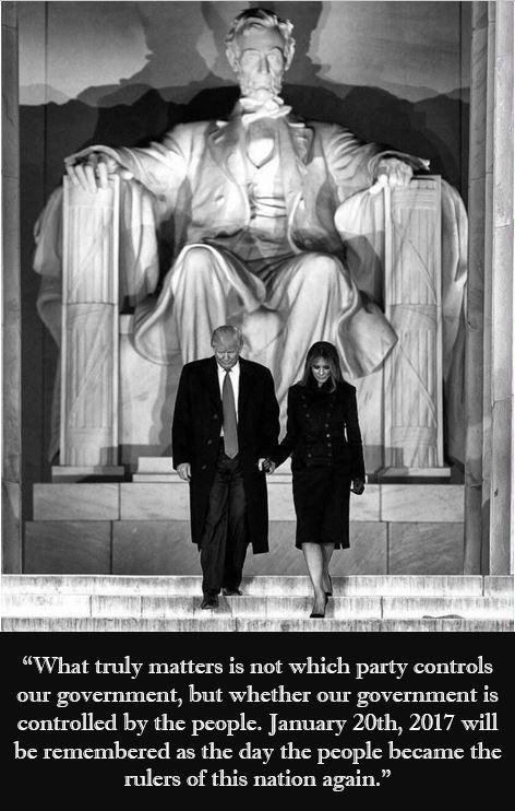 Trump inaugural speech