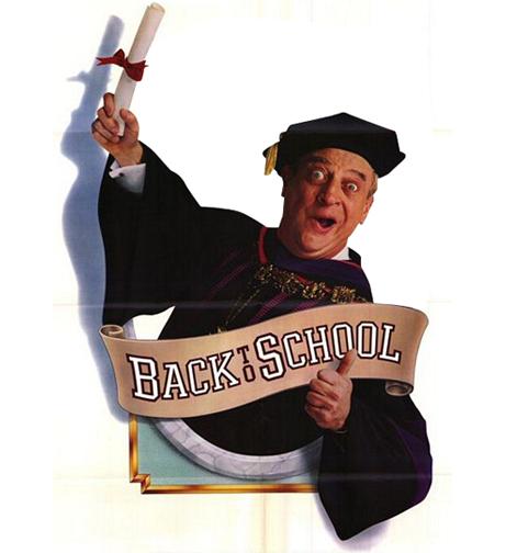 Rodney Dangerfield Back to School