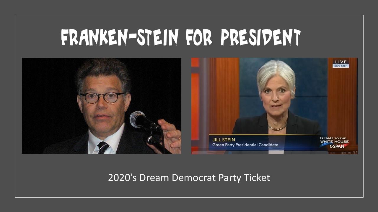 Franken-Stein for President