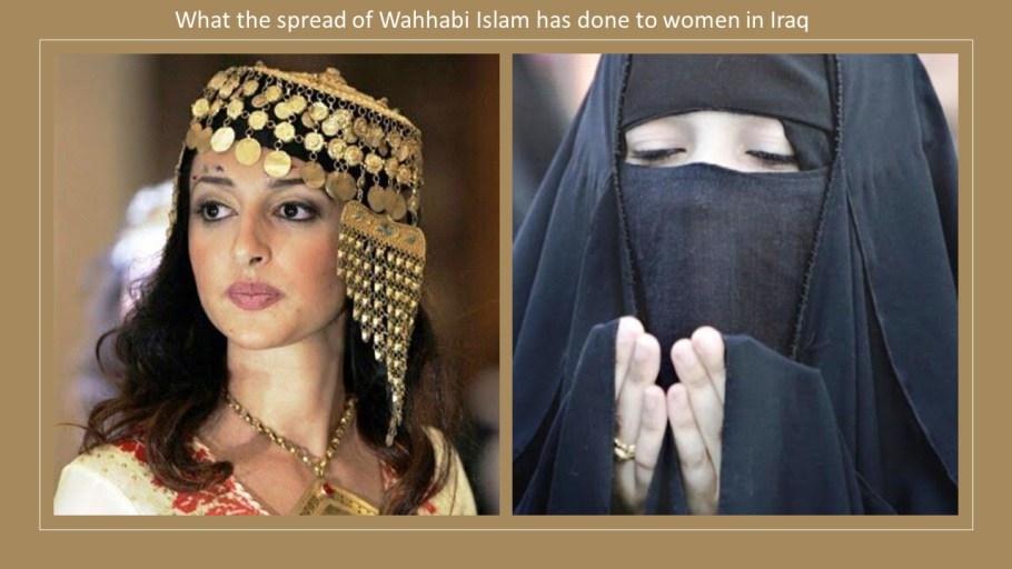 Iraq costume Wahhabi Islam