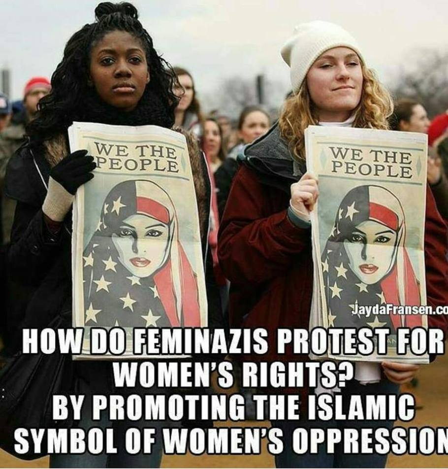 stupid-leftists-support-muslim-oppression-of-women