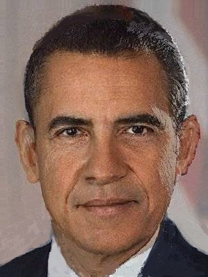 Barack Obama Richard Nixon morph wiretapping