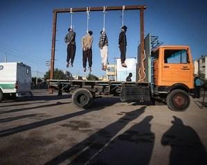 Execution Gays Iran Sharia California Travel Ban
