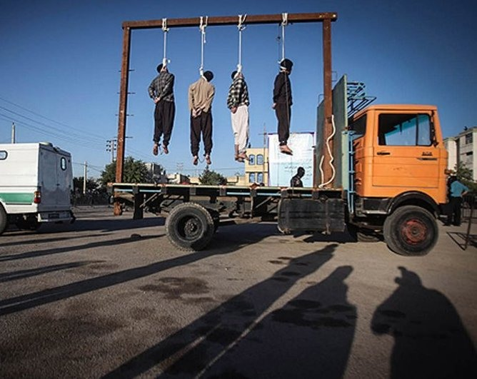 Execution Gays Iran Sharia California Travel Ban