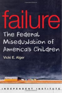 Department of Education Failure Vicki Alger
