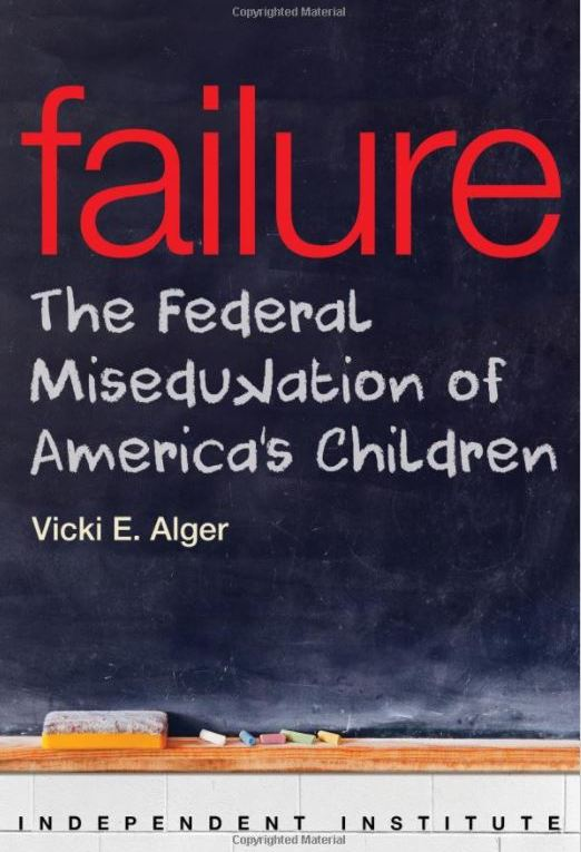Department of Education Failure Vicki Alger