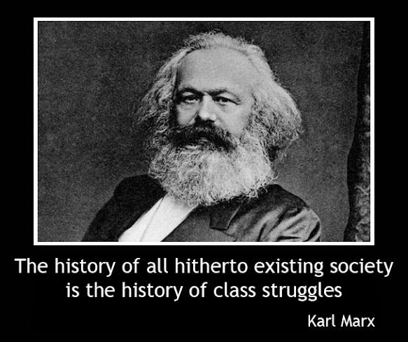 an analysis of karl marxs idea of social class and class struggle Marx believed that he could study history and society scientifically and discern tendencies of history and the resulting outcome of social conflicts some followers of marx concluded, therefore, that a communist revolution is inevitable however, marx famously asserted in the eleventh of his theses.