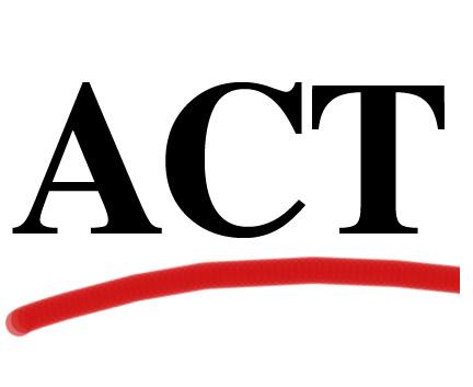 ACT test logo