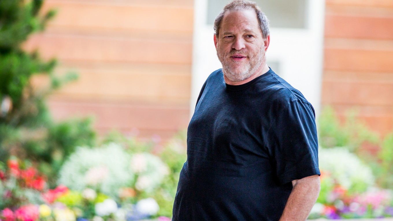 Harvey Weinstein Antisemitism Predator Rape Political Correctness