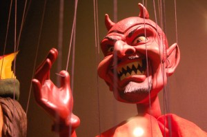 Devil Satan Evil