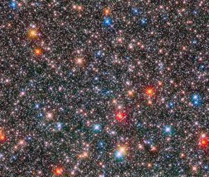 Milky Way Bulge God Faith
