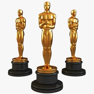 Oscar statue Hollywood