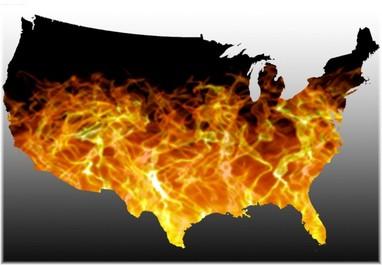 America on Fire