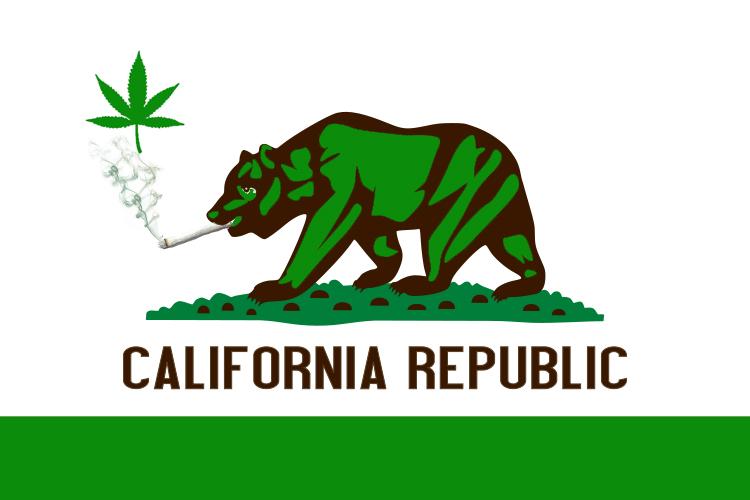California going to pot