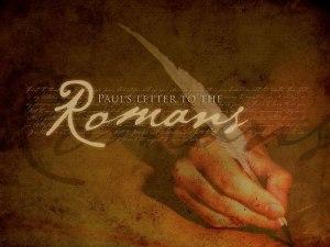 Paul's letter to Romans