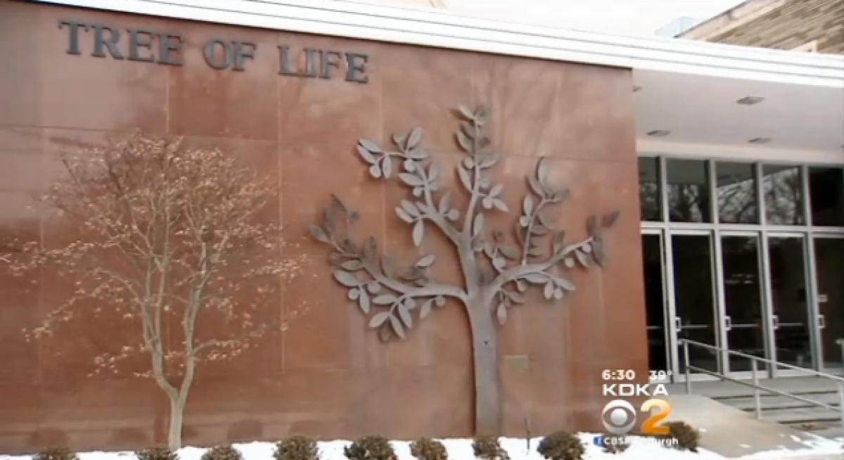 American Jewry Tree of Life Synagogue Pittsburgh