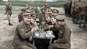They Shall Not Grow Old Peter Jackson