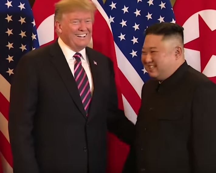 North Korea Negotiations Trump and Kim
