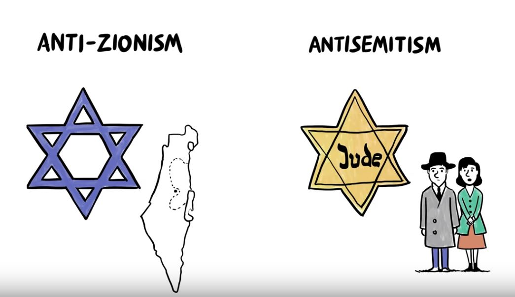 Anti-Zionism and Antisemitism are the same thing Rabbi Sacks