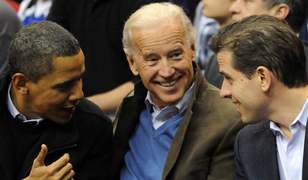 Ukraine Biden, Hunter, China