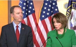 Impeachment Nancy Pelosi Adam Schiff