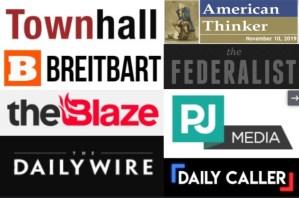 conservative internet sites