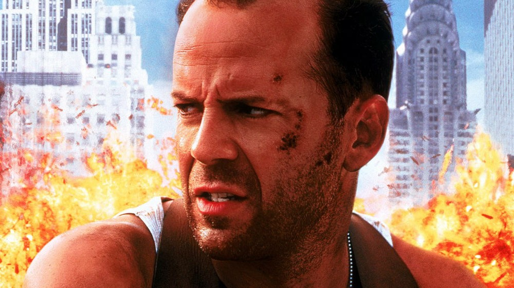 Die Hard Bruce Willis Christmas
