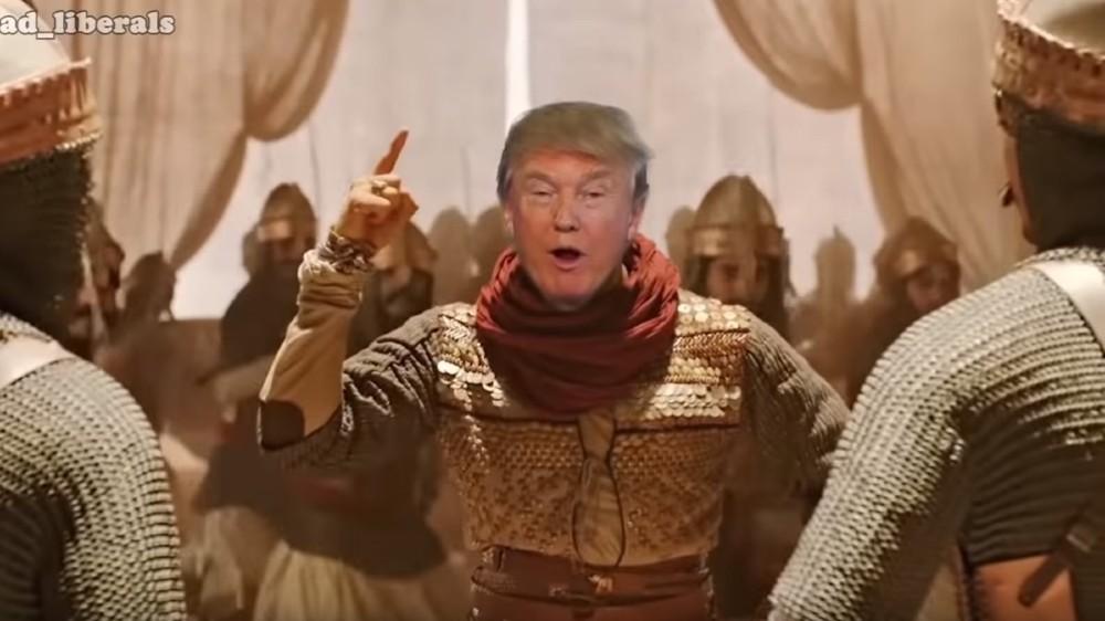Bollywood Trump