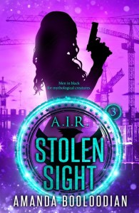 AIR III: Stolen Sight