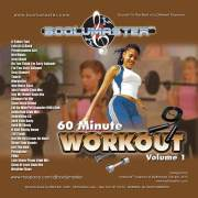 60 minutes workout cover