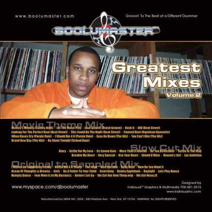 greatest mixes v2 cover