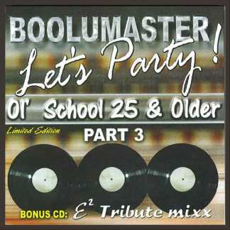 ol school 3 lets party front