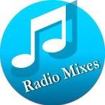 radio mixes clip art