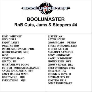 rnb cuts jams steppers 4