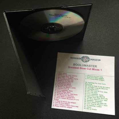 Image of CD packaging for delivery