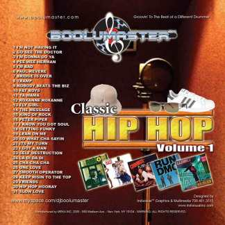 classic hip hop V1 playlist