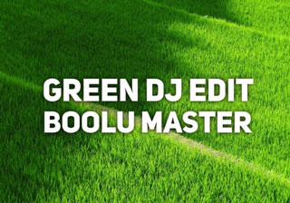 Green dj edit cover