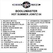 Hot Summer Jointz 04 playlist