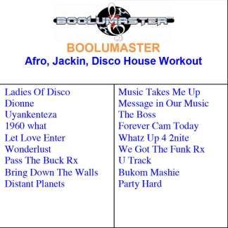 Afro jackin Playlist