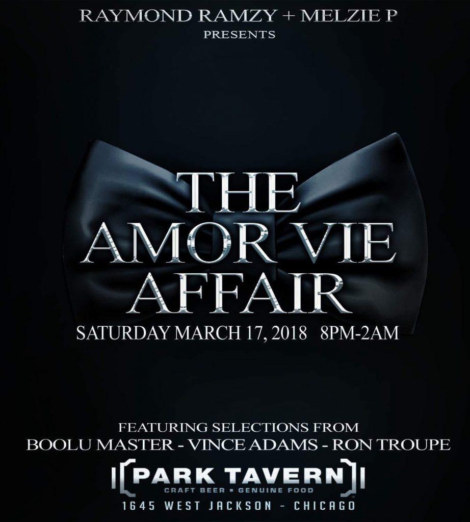 Park Tavern Flyer