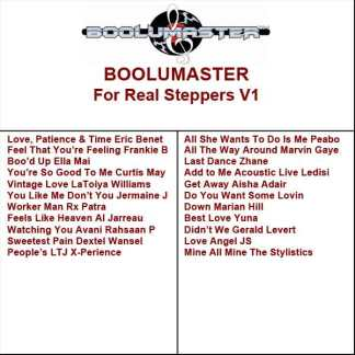 For Real Steppers V1 Playlist