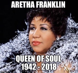 aretha franklin died at 76