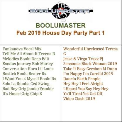 Feb 2019 House Plaulist