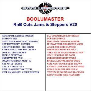 rnb cuts 20 playlist