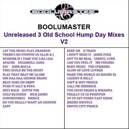 Hump Day V2 playlisr